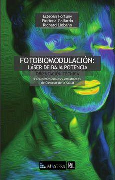 portada Fotobiomodulación: Láser De Baja Potencia