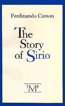 portada the story of sirio