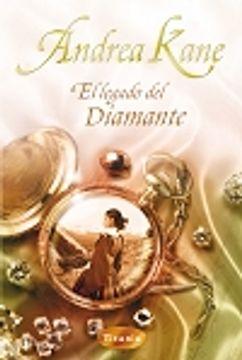 portada El legado del diamante (Titania romántica histórica)