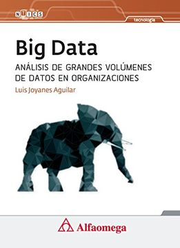 portada Big Data. Joyanes. 1Ed