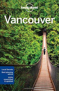 portada Lonely Planet Vancouver (Travel Guide) (libro en Inglés)