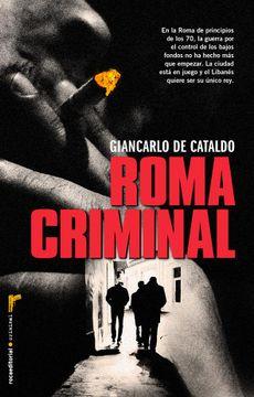 portada Roma criminal (Roca Editorial Criminal) (Spanish Edition)