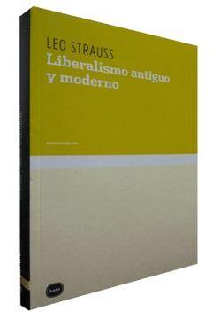 portada Liberalismo Antiguo y Moderno