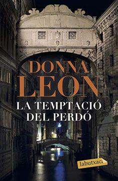 portada La Temptació del Perdó (Labutxaca) (libro en Catalán)