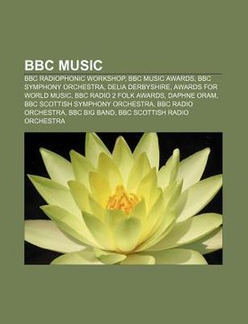 portada bbc music: bbc radiophonic workshop, bbc music awards, bbc symphony orchestra, delia derbyshire, awards for world music