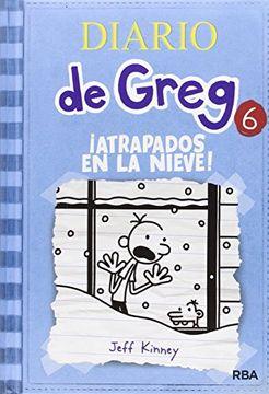 portada Diario de Greg 6.  Atrapados en la Nieve!