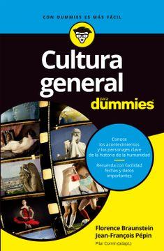portada Cultura General Para Dummies