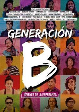 portada Generacion b. Jóvenes de la Esperanza
