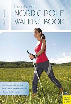 portada The Ultimate Nordic Pole Walking Book (libro en Inglés)