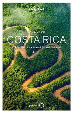portada Lo mejor de Costa Rica (Guías Lo mejor de País/Ciudad Lonely Planet)