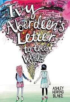 portada Ivy Aberdeen's Letter to the World (libro en Inglés)