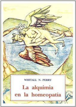 portada La Alquimia en la Homeopatia