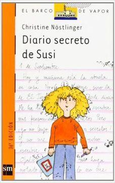 portada Diario Secreto de Susi