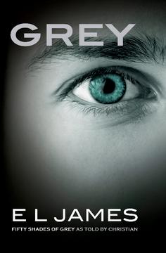 portada Grey (libro en Inglés)