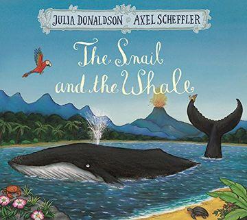portada The Snail and the Whale (libro en inglés)