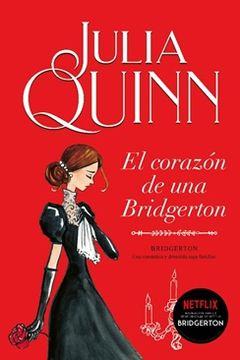 portada El Corazón De Una Bridgerton. Bridgerton #6