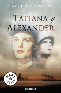 portada Tatiana y Alexander (el Jinete de Bronce 2)