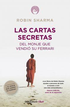 portada Las Cartas Secretas del Monje que Vendió su Ferrari