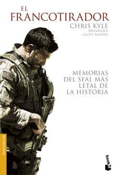 portada El Francotirador: Memorias del Seal más Letal de la Historia
