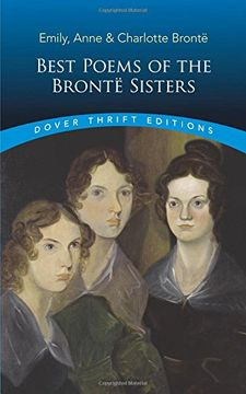 portada Best Poems of the Brontë Sisters (Dover Thrift Editions)