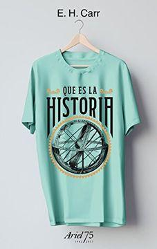 portada Qué es la Historia?