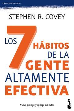 portada Los 7 Habitos de la Gente Altamente Efectiva