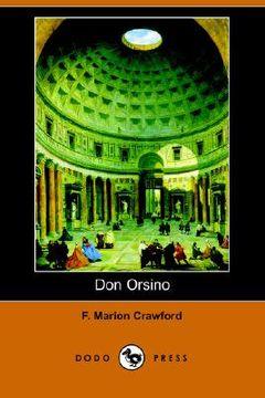 portada don orsino (dodo press)