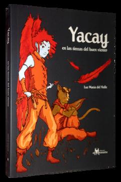 portada Yacay en las Tierras del Buen Viento