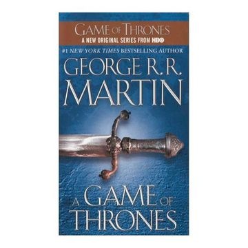 portada A Game of Thrones (a Song of ice and Fire, Book 1) (libro en Inglés)