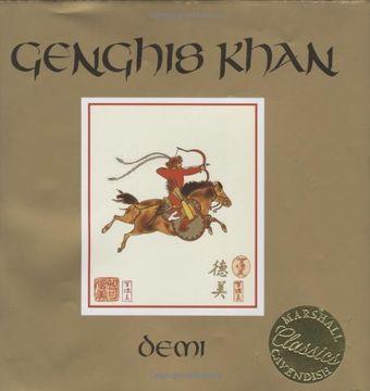 portada Genghis Khan (mc Classic Illustrated Biography) (Marshall Cavendish Classics) (libro en inglés)