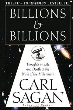 portada Billions & Billions: Thoughts on Life and Death at the Brink of the Millennium (libro en Inglés)