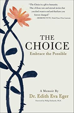 portada The Choice: Embrace the Possible (libro en inglés)