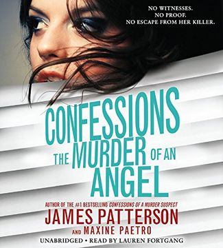 portada Confessions: The Murder of an Angel (libro en Inglés) (Audiolibro)