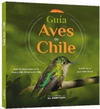 portada Guia de Aves de Chile