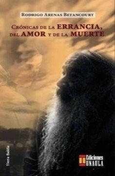portada Crónicas de la Errancia, del Amor y de la Muerte