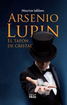 portada Arsenio Lupin, el Tapón de Cristal
