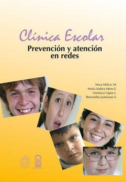 portada CLINICA ESCOLAR - PREVENCIÒN Y ATENCIÒN EN REDES