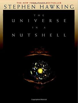 portada The Universe in a Nutshell (libro en Inglés)