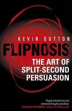 portada flipnosis: the art of split-second persuasion