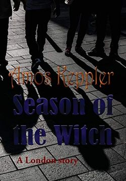 portada Season of the Witch (libro en inglés)