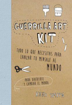 portada Guerrilla art kit