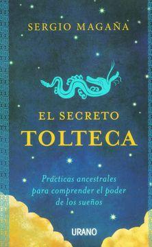 portada El Secreto Tolteca