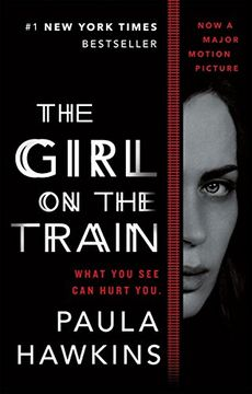portada The Girl on the Train (Movie Tie-In) (libro en Inglés)