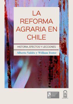 portada La Reforma Agraria en Chile
