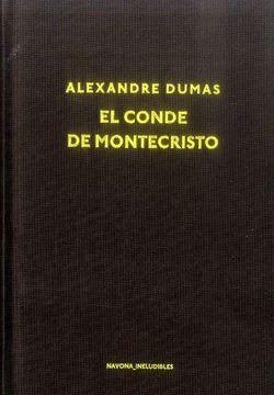 portada El Conde de Montecristo