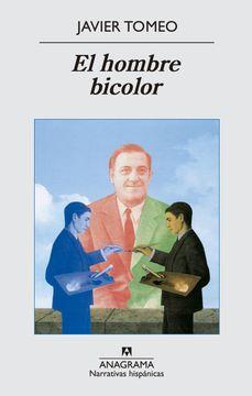 portada El Hombre Bicolor