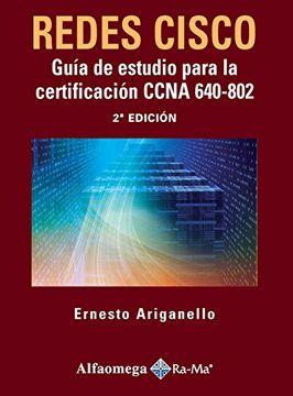 portada Redes Cisco: Guia de Estudio Para la Certificacion Ccna 640-802 (2Da Edicion)