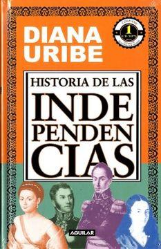 portada Historia de las Independencias
