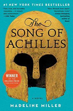 portada The Song of Achilles (libro en Inglés)