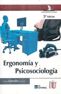 portada Ergonomía y Psicología